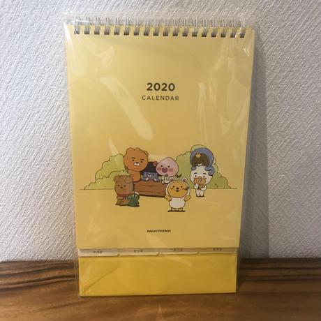 カカオフレンズ 2020年カレンダー