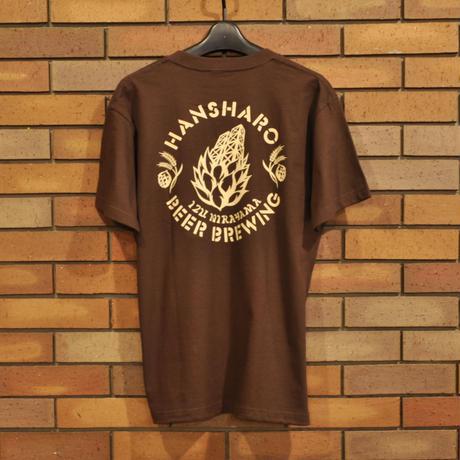 チョコレート: 反射炉ビヤオリジナルTシャツ
