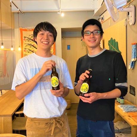 ラーメンやんぐ×反射炉ビヤ 生絞りレモンビール 4本セット