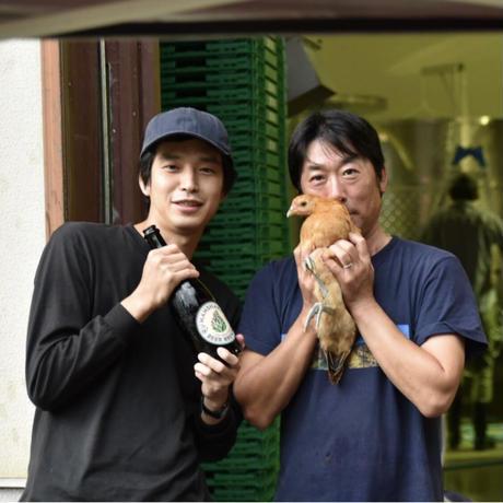 【750ml ボトル1本】甲州微行 NO BUBBLE 2020