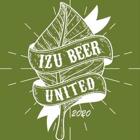 IZU BEER UNITED オリジナルタオル