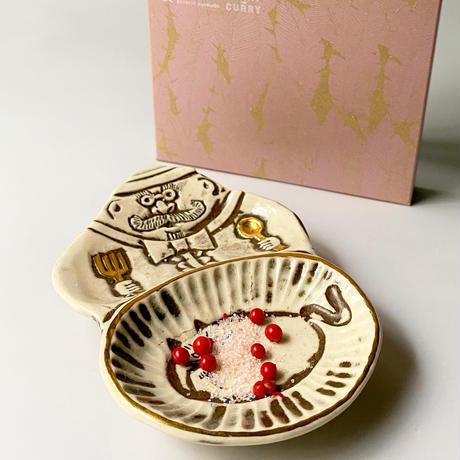 『桃豚の粗挽きキーマカレー/3箱』×『深 桃/ 3本』の組み合わせセット