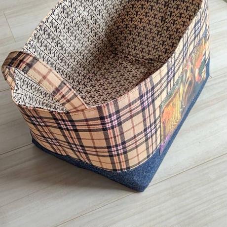 布バスケット(大サイズ)