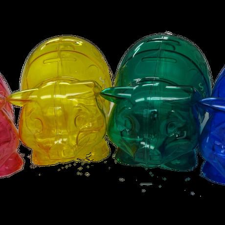 ハッピー・マネー®のピギーちゃん(4色の中からご希望の2色を『オプション』欄にご記入ください)