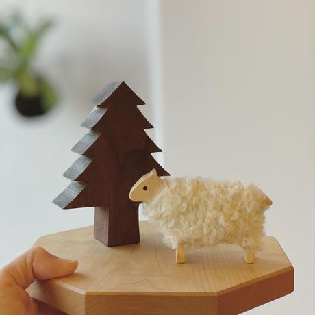 ornament ひつじ M