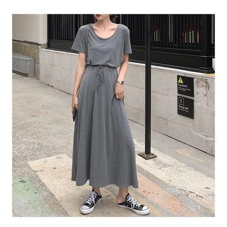 sweat  setup skirt