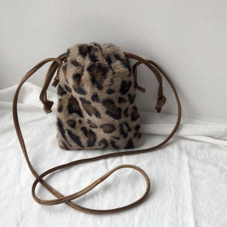 予約leopardminibag