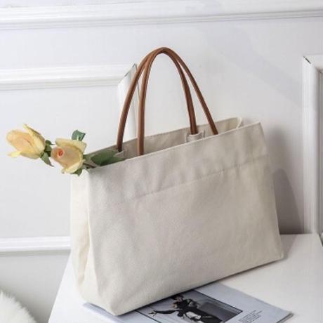 即納 linen tote bag