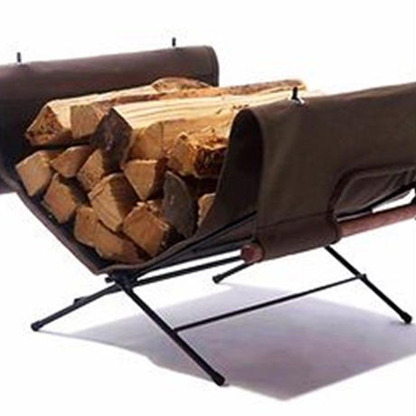 Wood Stand (木材スタンド)