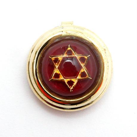 ボタンカバーH(RED)