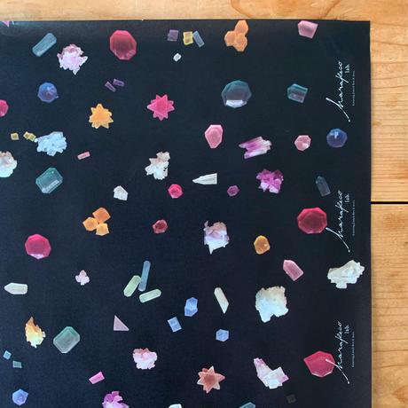 ハラペコラボの包装紙 -moe moe harapecolab peper 2019 black kakera- (7)