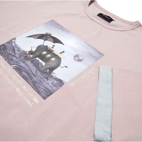 Design Print Tee[Type-A]【HP20-T01A】