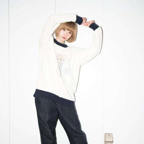 フリースプリントプルオーバー【HP17-PP01】