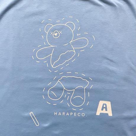 Bear Print T-shirts(accident)