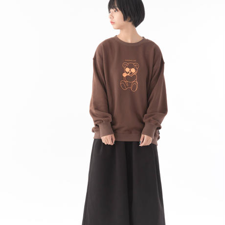 Boss Bear Sweat 【HP19-12TR01】
