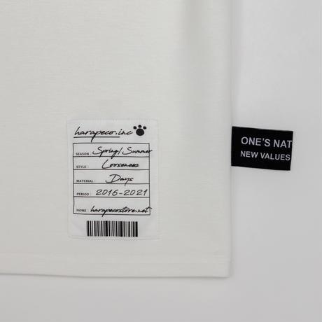 Back Print T-shirts[Type-A]