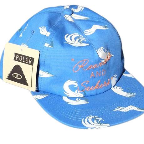 POLeR   FLOPPY SURF HAT