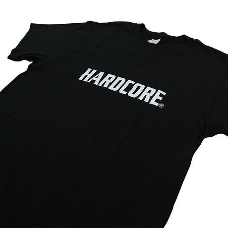 ハードコア コットンTシャツ