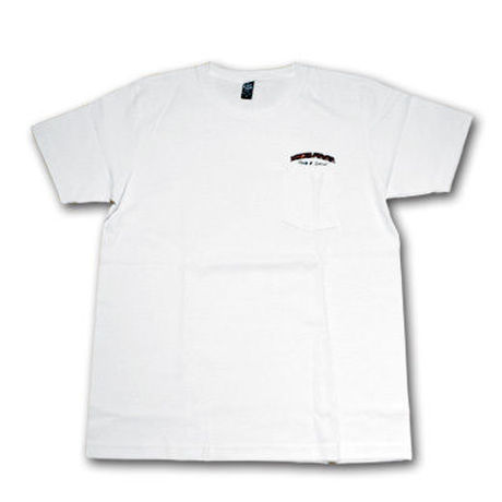 KICK BACK TEE WHITE