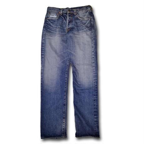 ORIGINAL DENIM PANTS HARD WASH