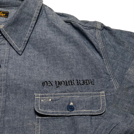 BASE CHAMBRAY SHIRTS
