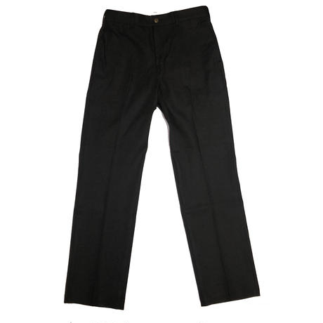 18AW TINO PANTS BLACK