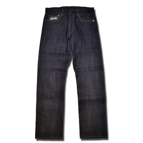 ORIGINAL DENIM PANTS INDIGO BLUE