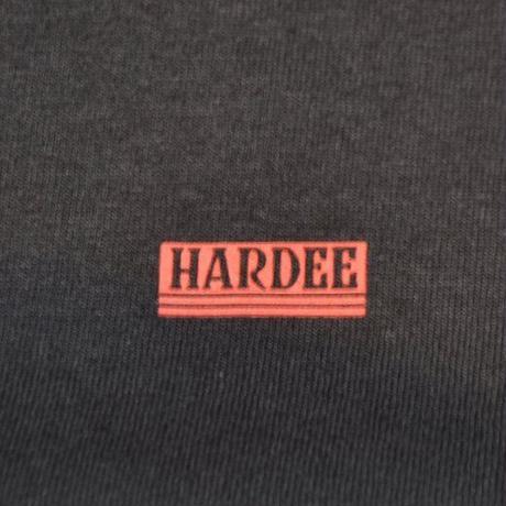 HARDEE LONGSLEEVE TEE SHIRTS BLK
