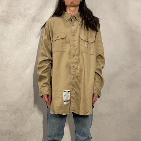 Carhartt ビッグシャツ
