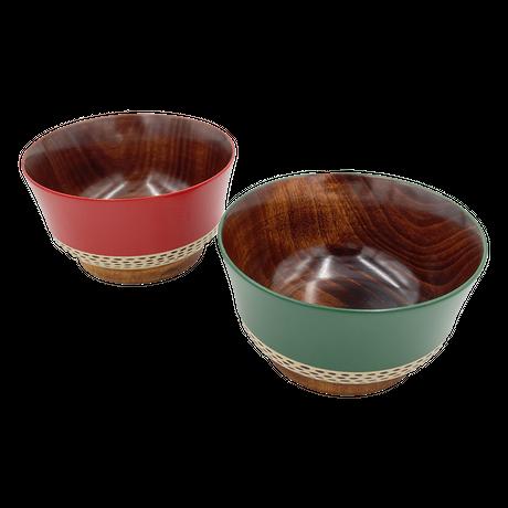 小鉢椀 黄薇彫(きびぼり)