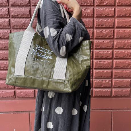 ブルーシードバッグ/オリーブドラブグリーン【Mサイズ】  萩原工業