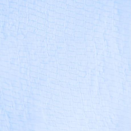 草木染めストール(アクア)淡色