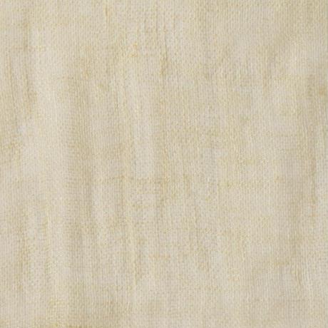 草木染めリネンストール(マリーゴールド・アルミ媒染)