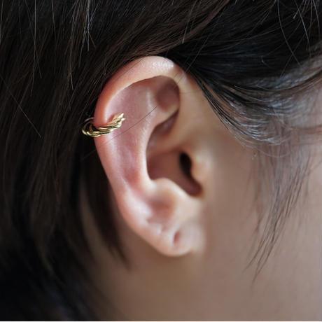 【予約】press earcuff  small GP  片耳【HRA042CFGP S 】