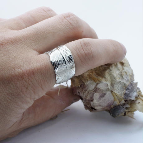 【予約】HARIM FEATHER RING 2【OX】