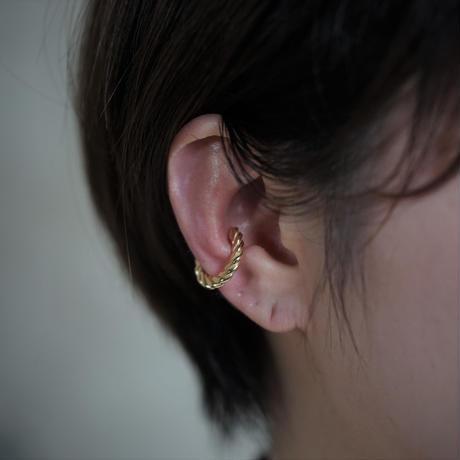 【予約】press earcuff  large GP 片耳【HRA042CFGP L 】
