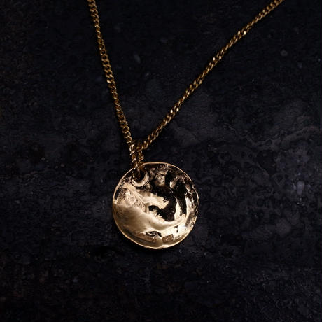 【予約】Stairway to heaven COIN PENDANT【HRP114GP 】