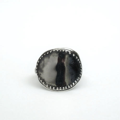 【予約】METALYRICS ring (Large)