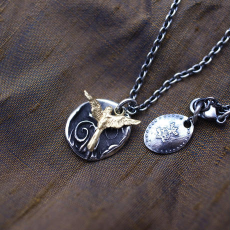 【予約】Day breaker pendant /NIGHT&BIRD【HRP098S】