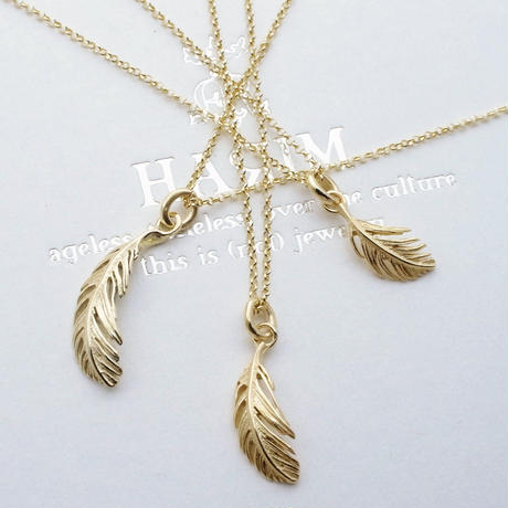 【予約】MINUSCULE  FEATHER  S 【K10】