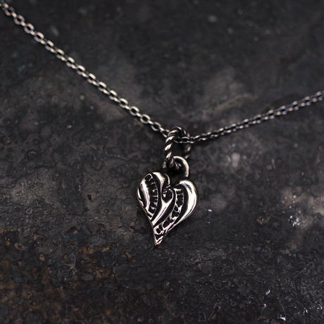 【予約】Stamp Heart Pendant 直営限定Ver. 【HRP002SV 】