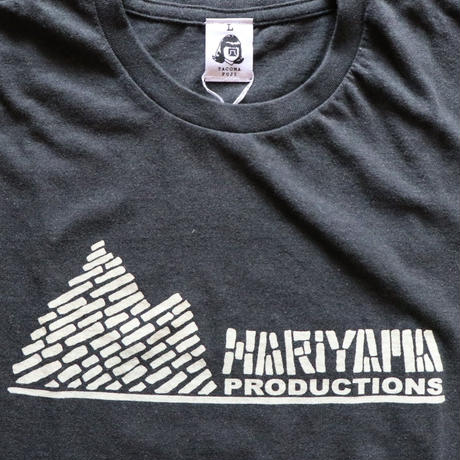 Hariyama Productions TEE with TACOMA FUJI RECORDS