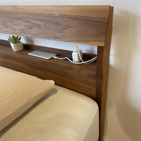 HHB-01 シングルベッド WN