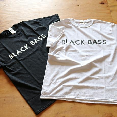 """村上晴彦セレクトTシャツ""""BLACK BASS"""""""