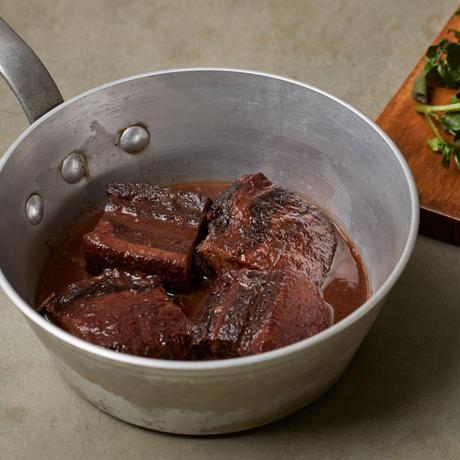 極上ワンパンキャンプ飯ミールキット 『牛バラ肉の赤ワイン煮』 2名用