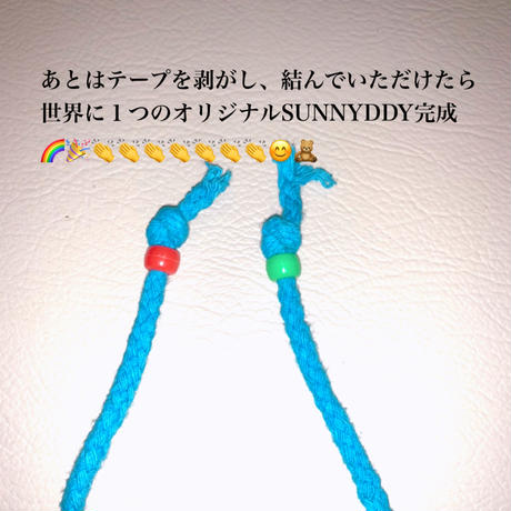SUNNYDDY (アロハクリーム)  パーカーワンピース