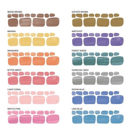 Kusumi Palette [Mystic Pink]