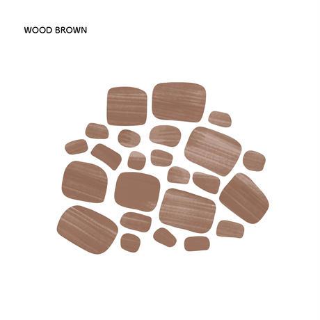 Kusumi Palette [Wood Brown]
