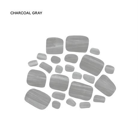 Kusumi Palette [Charcoal Gray]