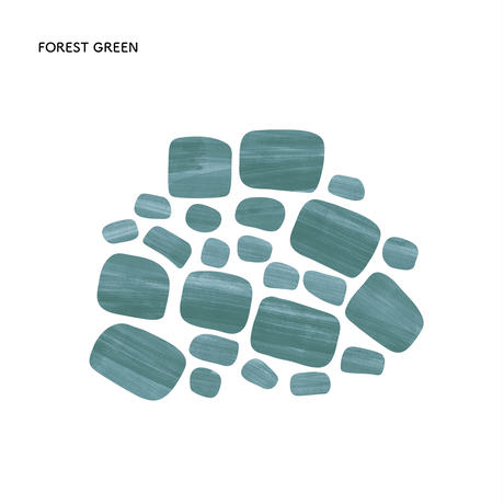 Kusumi Palette [Forest Green]
